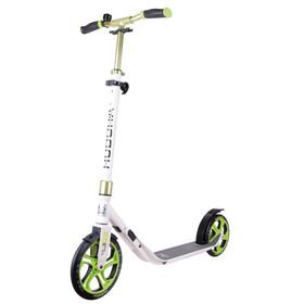 HUDORA CLVR City Scooter weiß/grün